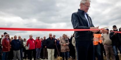 Indvielsesfesten på Køge Nordstrand