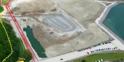 Ny asfaltsti til Køge Nordstrand