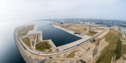 55.000 tons jord skal klimasikre Nordstranden